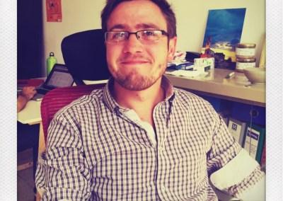 Alain Petitjean – Chargé de recherches