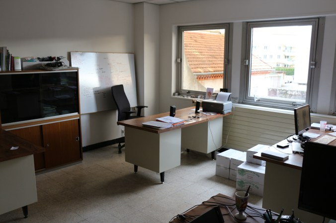 Des Nouveaux Bureaux à Lusine Lusine Vivante