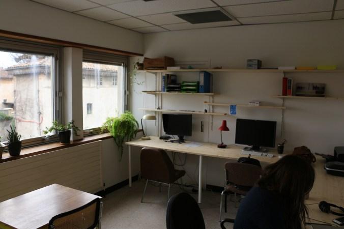 Disposition de bureau