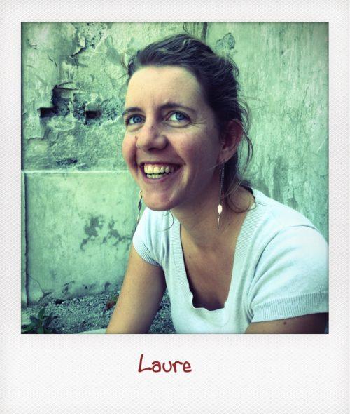 Retour de Laure à l'animation de l'Usine vivante