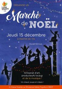 15 décembre 2016 - Le Marché de Noël