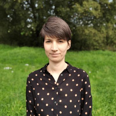 Elodie Bruel – chargée de mission mobilité