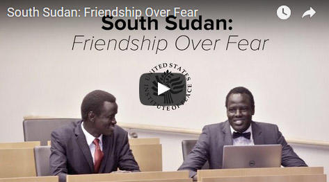 South Sudan: Friendship Over Fear (Video) | United States ...