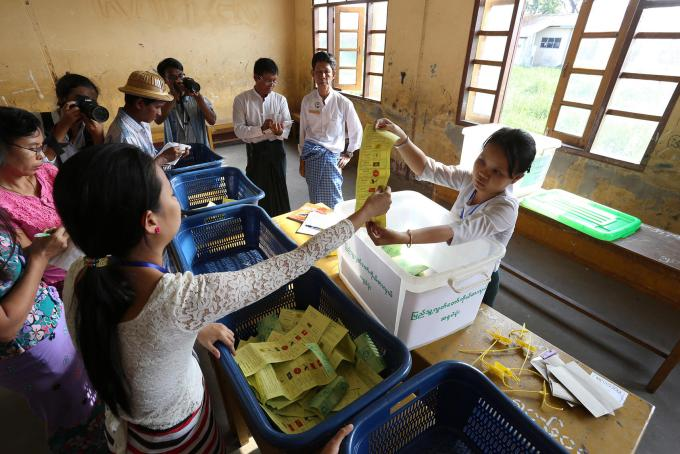 Myanmar's 2020 Elections and Conflict Dynamics   United States Institute of  Peace
