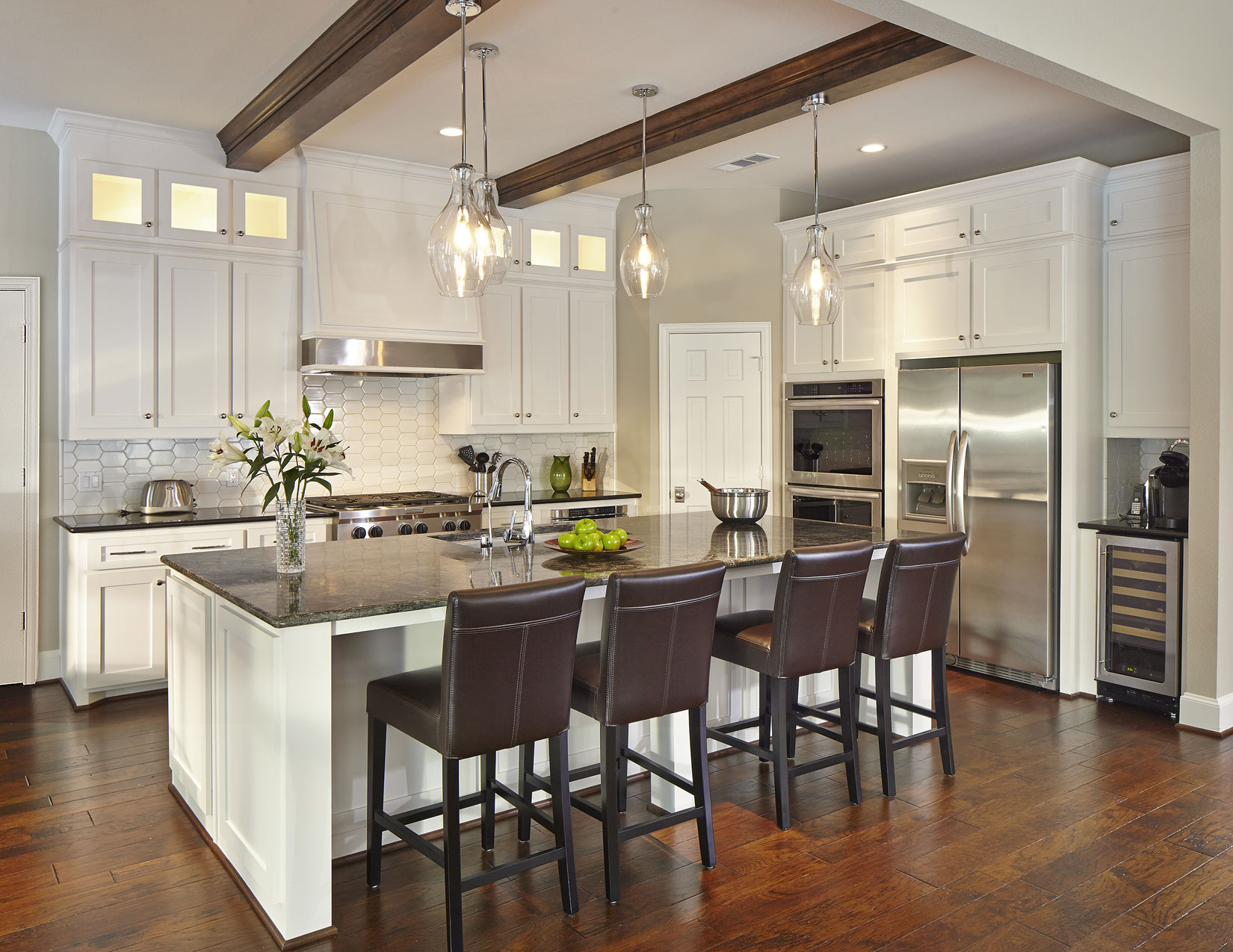 Project  Stylish Drab to Fab Kitchen Makeover In Dallas Stylish Drab to Fab Kitchen Makeover in Dallas  Texas