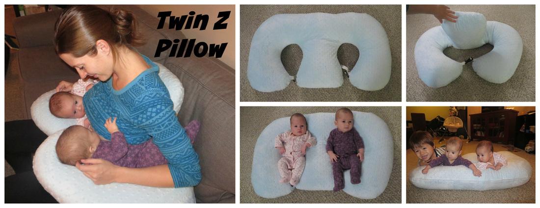 one z twin z nursing pillows