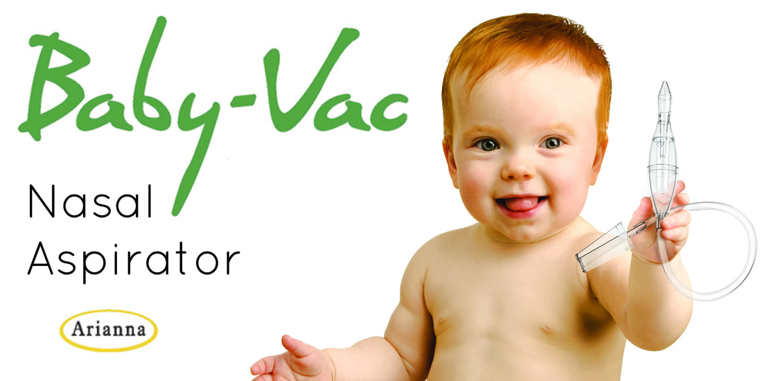 us japan fam's baby goodies giveaway - Arianna Baby-Vac Nasal Aspirator