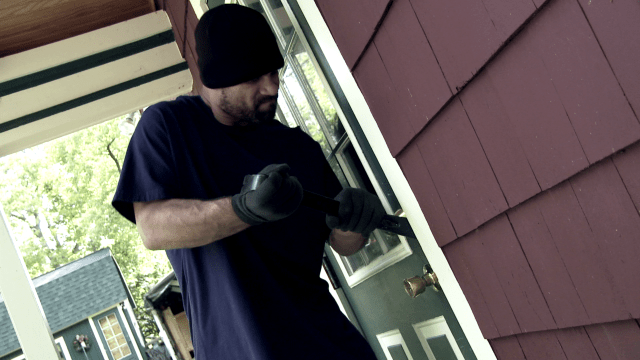 Armed mother defends family from home invasion