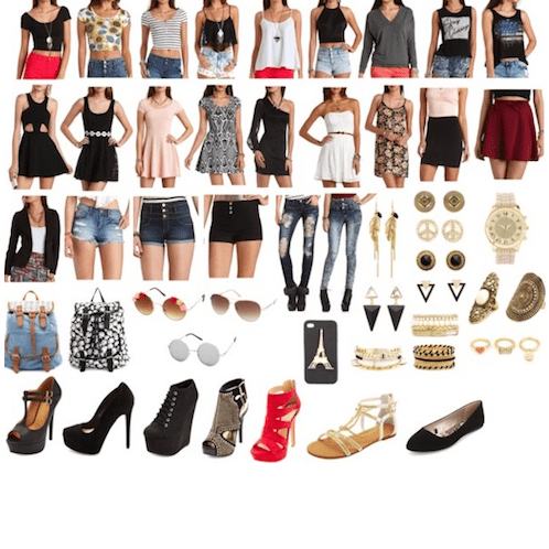 Charlotte Russe Clothing Store And Other Brand Outlets