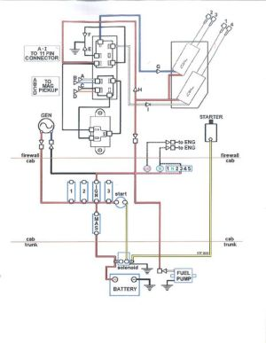 Legend Car Wiring Diagram | Tech Tips | Tech | INEX
