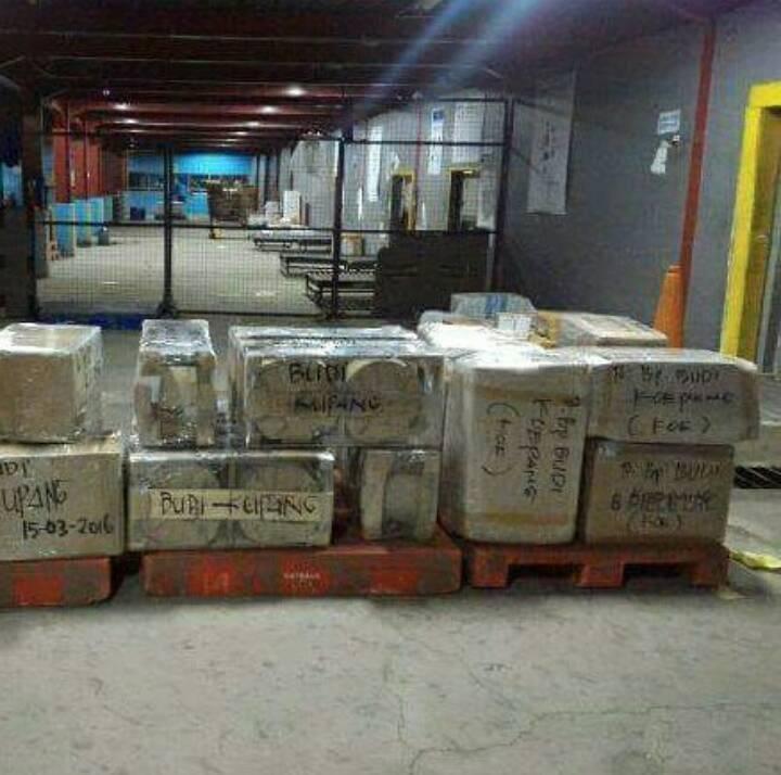 Tarif Pengiriman Barang Cargo Murah Dari Bandara Jakarta