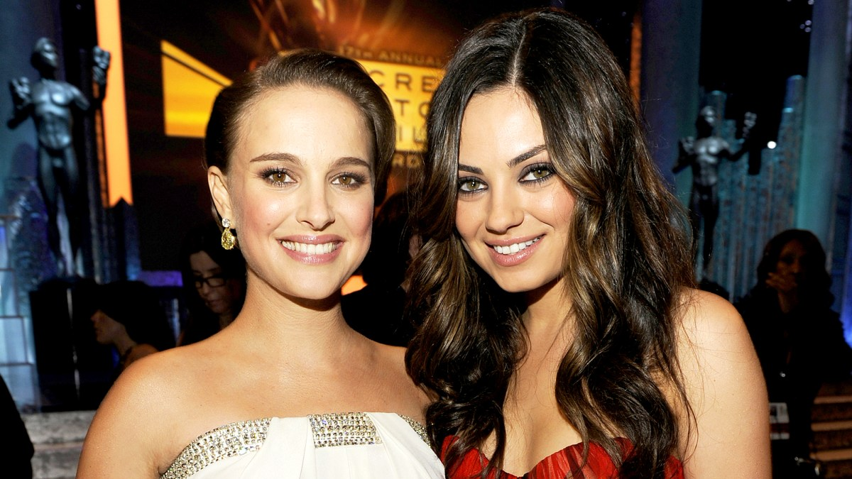 Natalie Portman Pitted Against Mila Kunis During 'Black Swan'