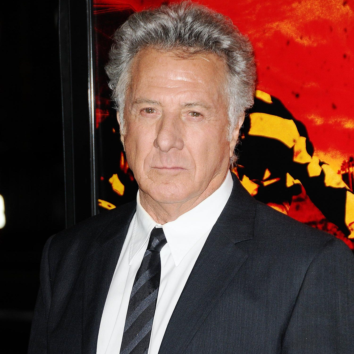 Dustin Hoffman on January 25, 2012 in Hollywood, California
