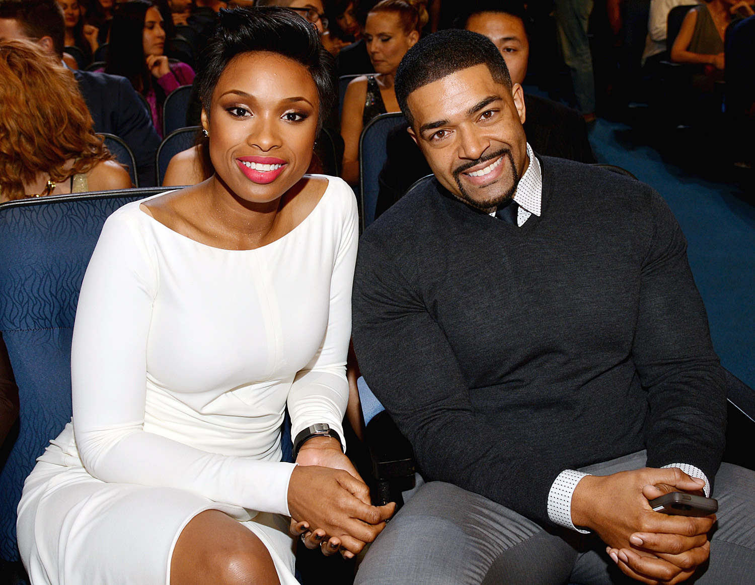 Jennifer Hudson Splits From David Otunga, Receives Protective Order Against Ex-Fiancé