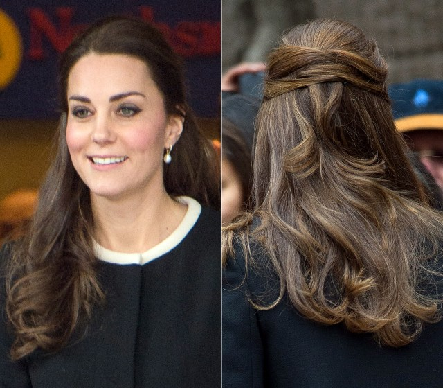 kate middleton's all-time best hairstyles