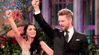 Raven Gates and Nick Viall