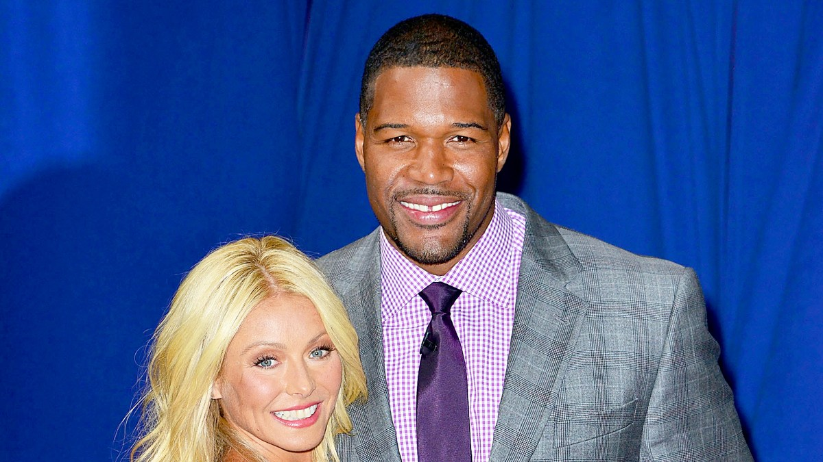 Michael Strahan Speaks Out About Kelly Ripa Live Scandal