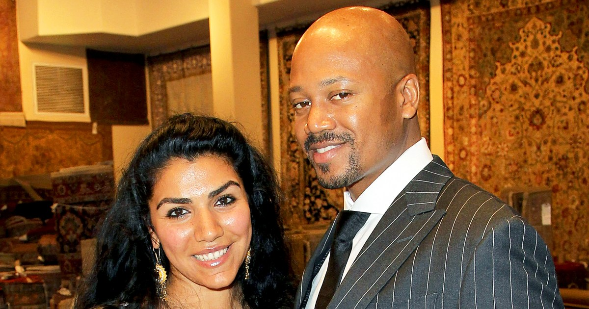 Shahs of Sunset's Asa Pregnant With Jermaine Jackson II's Baby