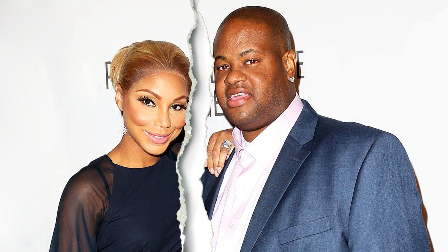 Tamar Braxton and Vincent Herbert attend The Paley Center for Media's Annual Los Angeles Benefit at The Rooftop Of The Lot in West Hollywood, California.