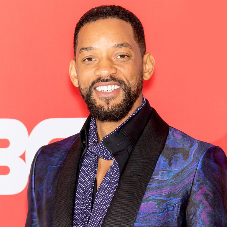 Will Smith attends the BET's 'Black Girls Rock!' Red Carpet at NJ Performing Arts Center on March 28, 2015 in Newark, New Jersey.