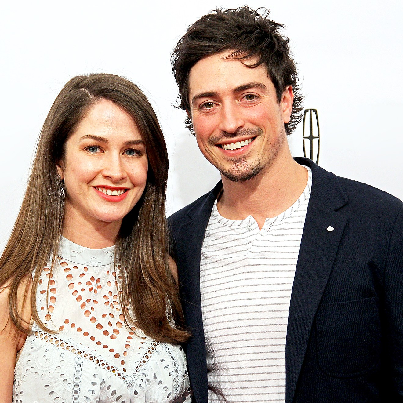 """Ben Feldman and Michelle Mulitz attend the """"Between Us"""" Premiere at SVA Theatre 1 on April 18, 2016 in New York City."""