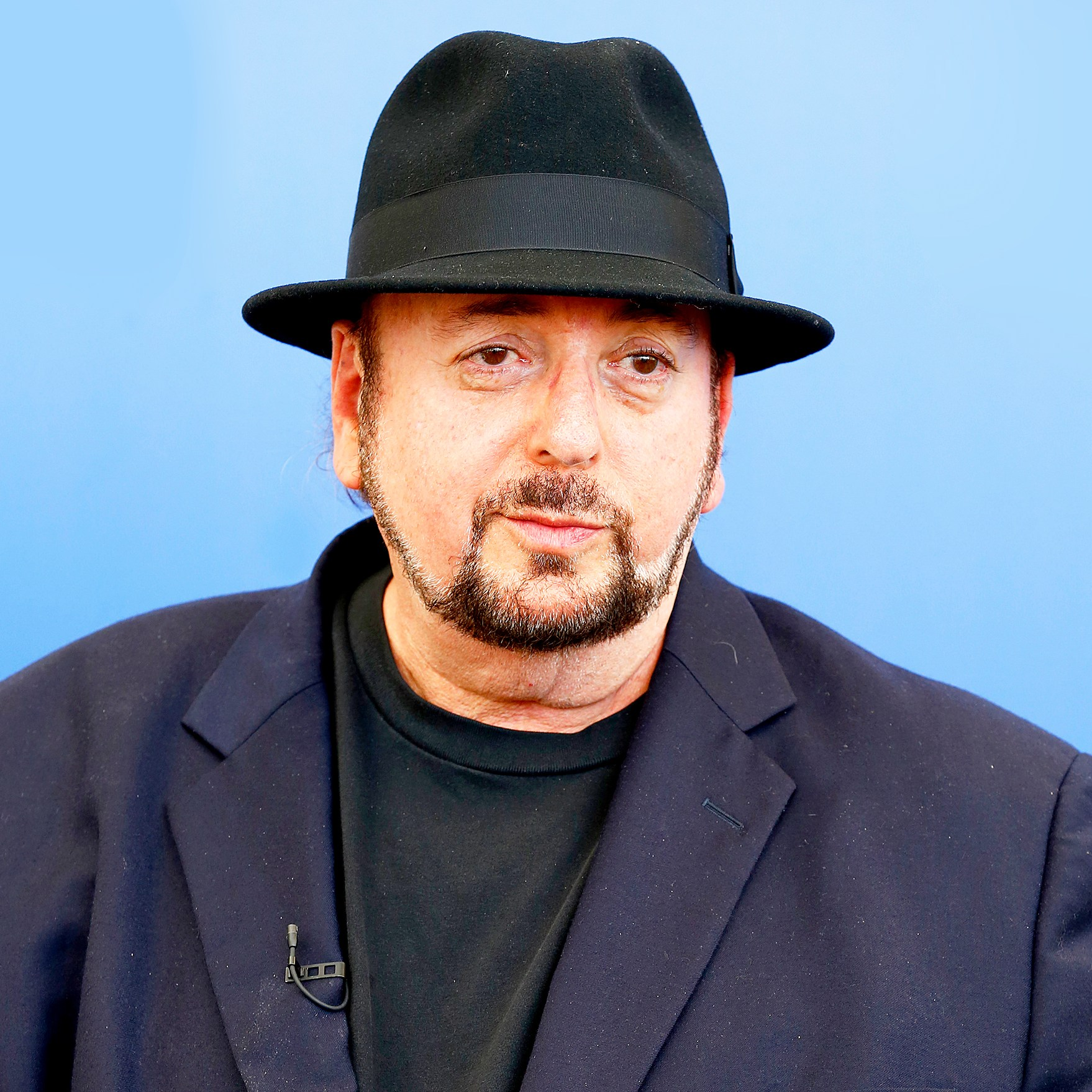 James Toback attends the 74th Venice Film Festival on September 3, 2017 in Venice, Italy.