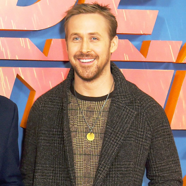 """Ryan Gosling attend the """"Blade Runner 2049"""" photocall at The Corinthia Hotel on September 21, 2017 in London, England."""