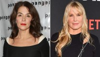 Annabella Sciorra, Daryl Hannah, Harvey Weinstein