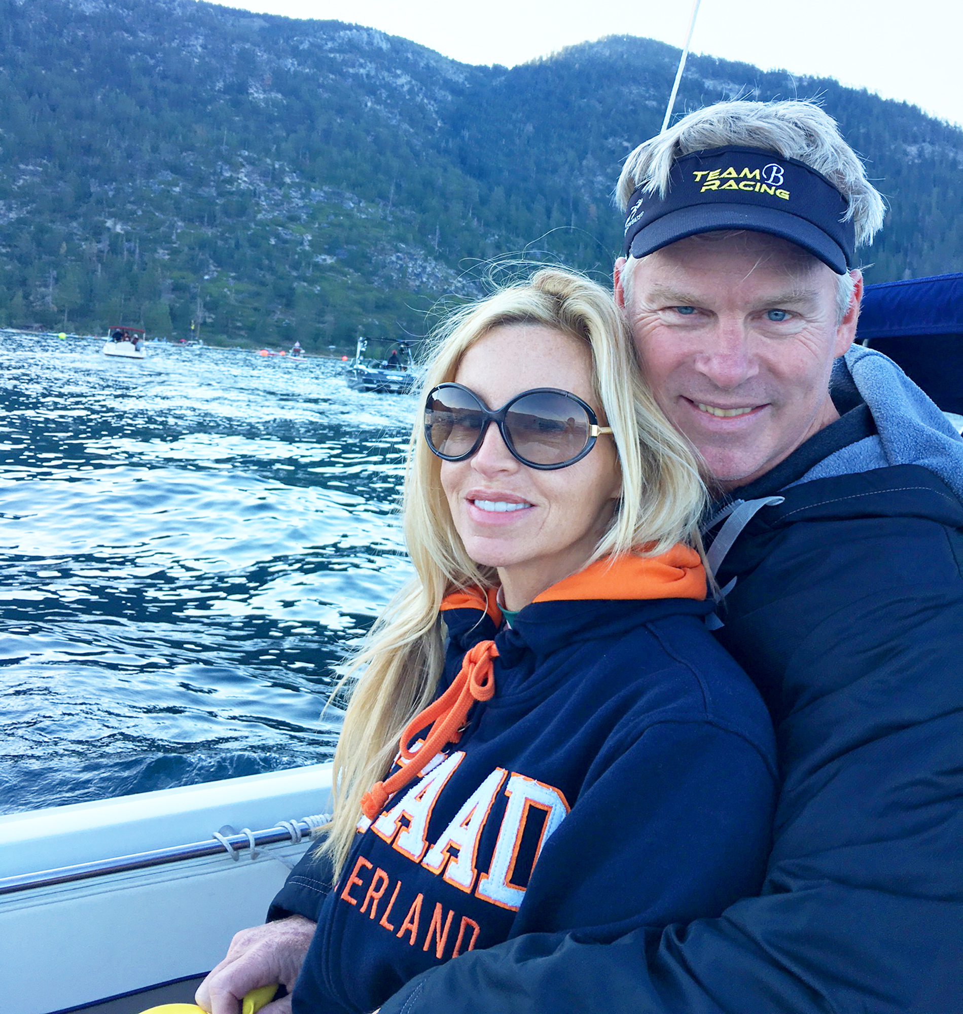 Camille Grammer Is Engaged: See Her Ring
