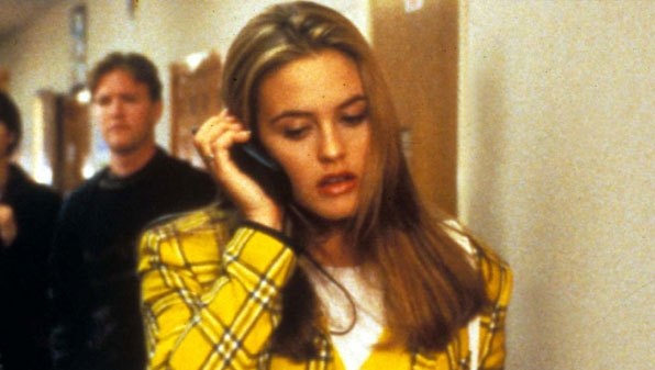 Alicia Silverstone as Cher in Clueless