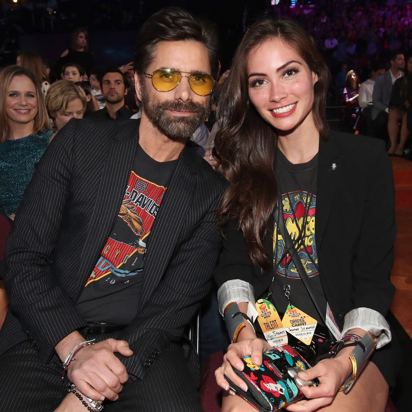 John Stamos and Caitlin McHugh are engaged