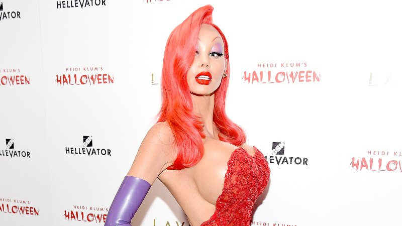 Most Outrageous Celebrity Halloween Costumes 36