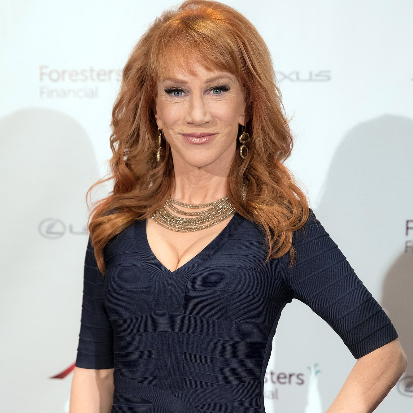 Kathy Griffin, Andy Cohen