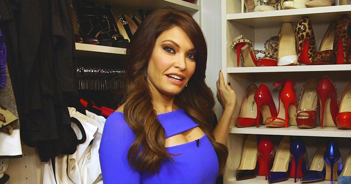 Kimberly Guilfoyle Invites Us into Her Closet