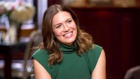 Mandy Moore on Today show