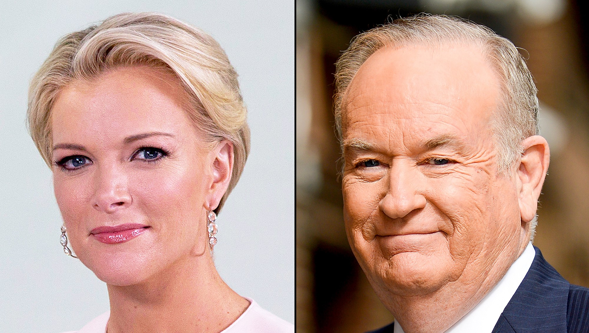 Megyn Kelly and Bill O'Reilly