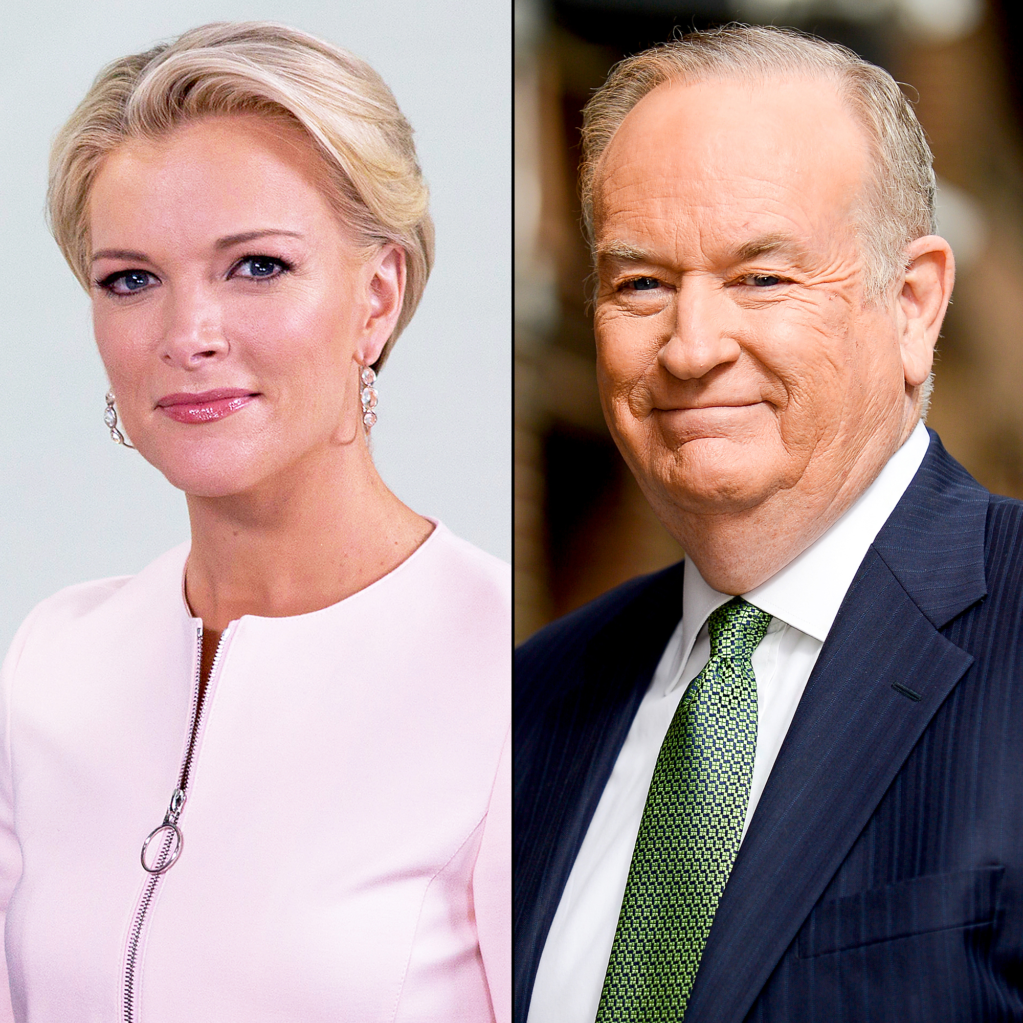 Megyn Kelly and Bill O'Reilly