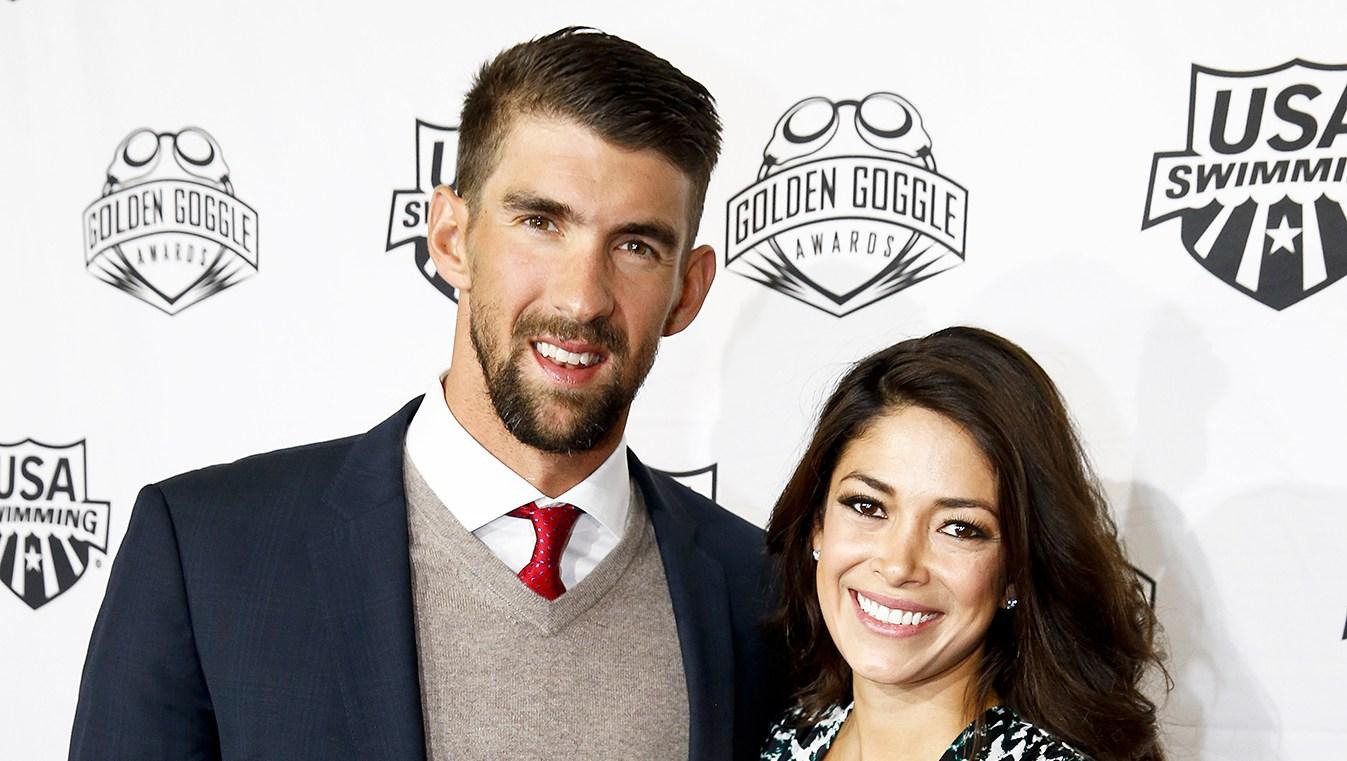 Michael Phelps Nicole Johnson Boomer