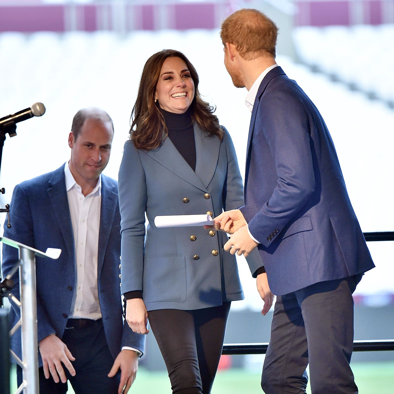 Kate Middleton Prince William Prince Harry