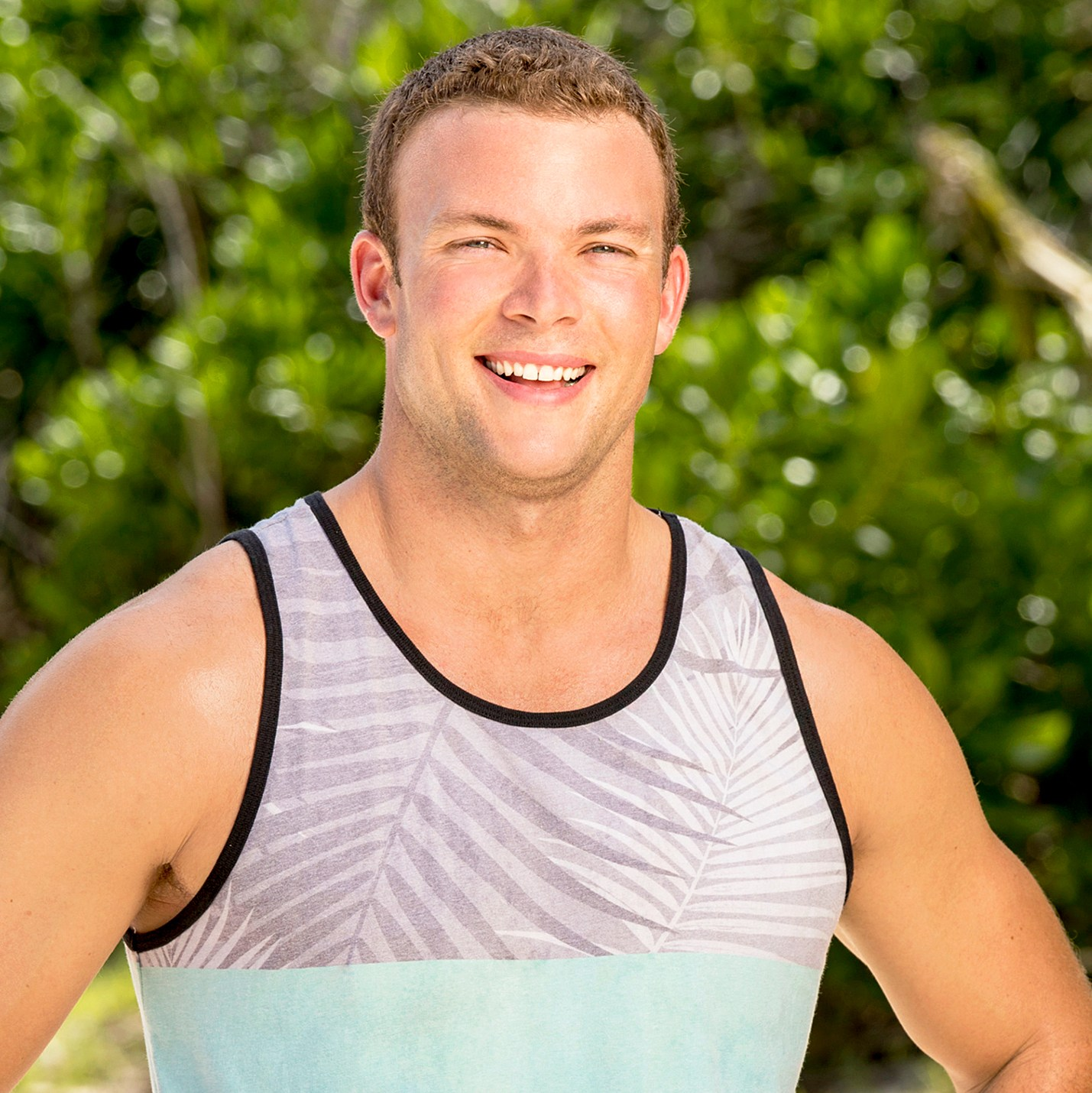 "John ""JP"" Hilsabeck on Survivor themed on 'Heroes vs. Healers vs. Hustlers'"