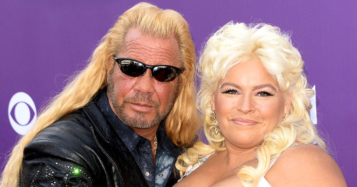 Dog the bounty hunter s wife beth on cancer i have a 50 for How many kids do dog and beth have