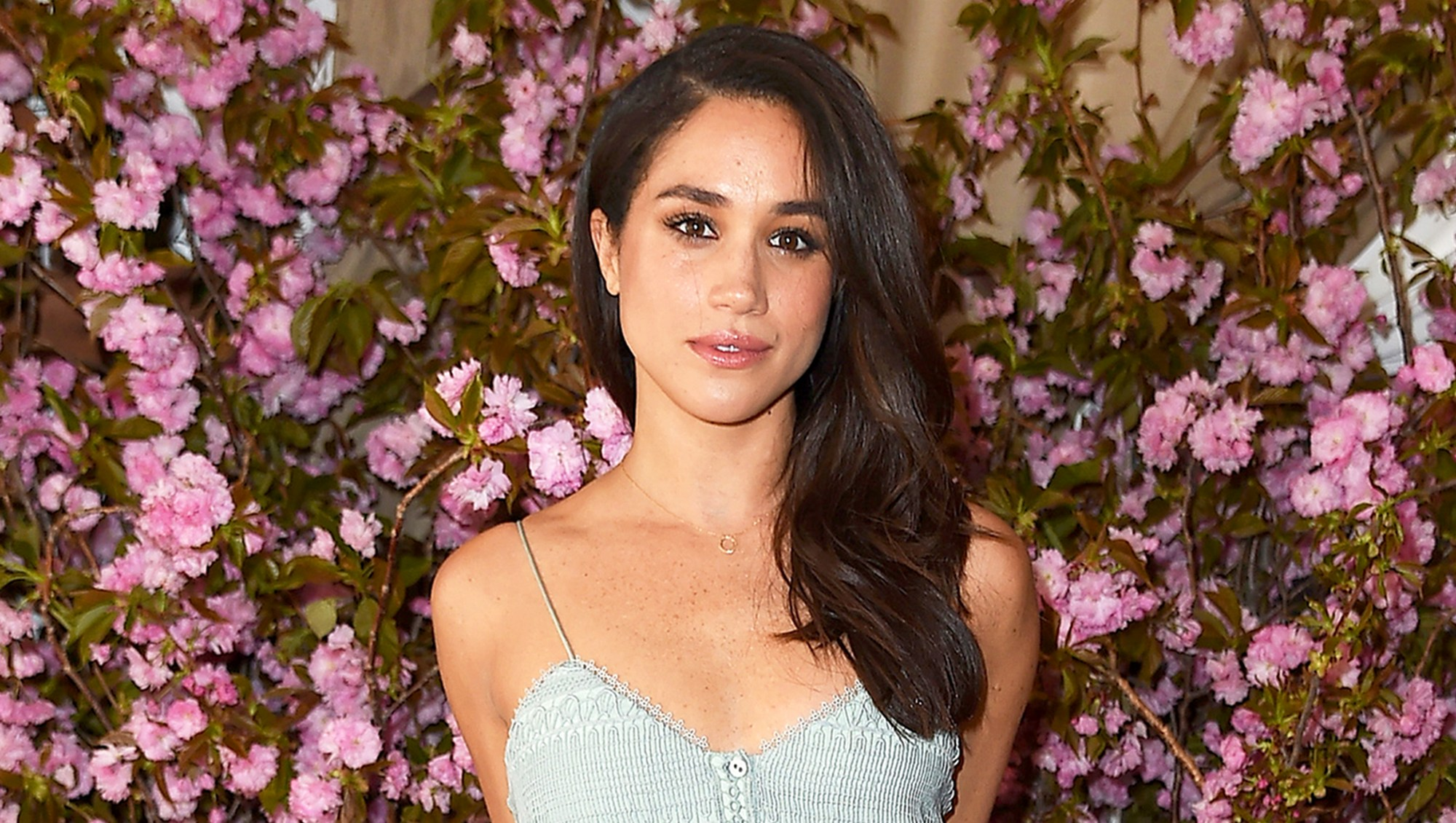 Meghan Markle attends Glamour and L'Oreal Paris Celebrate 2016 College Women Of The Year at NoMad Hotel Rooftop in New York City.