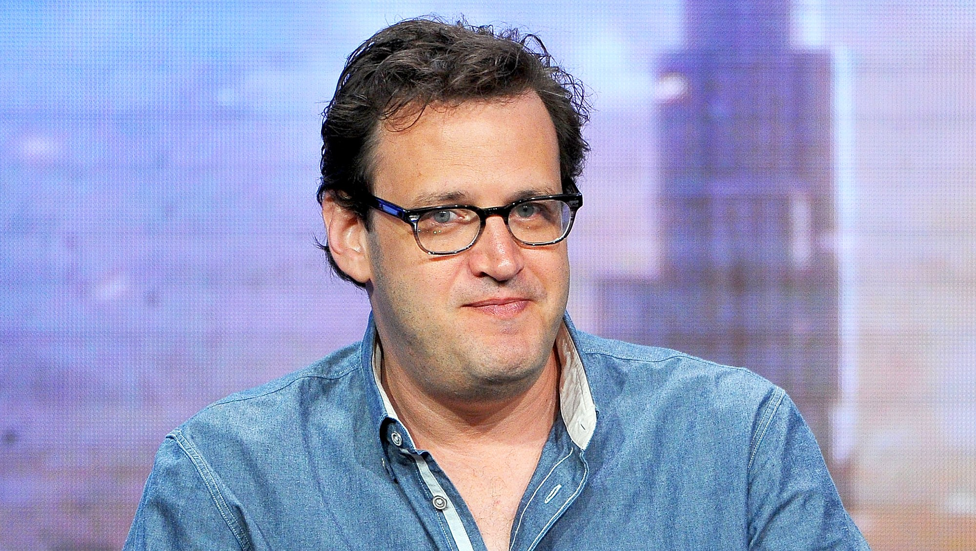 Andrew Kreisberg attends the 2016 Television Critics Association Summer Tour at The Beverly Hilton Hotel in Beverly Hills, California.
