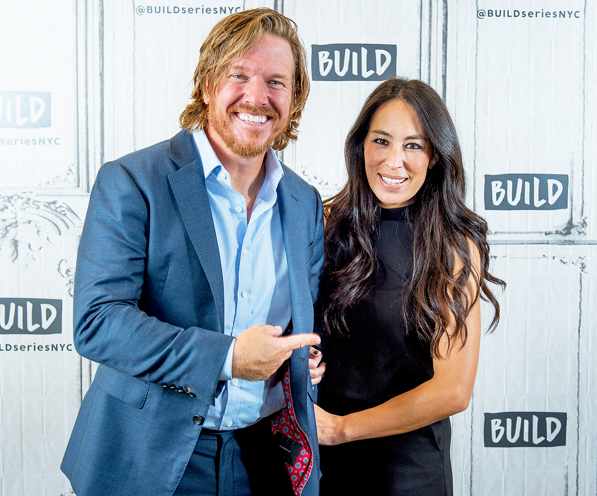 Watch Chip And Joanna Say Security Concerns Arent To Blame For Fixer Upper Ending video