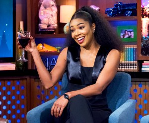Gabrielle Union on 'Watch What Happens Live With Andy Cohen'