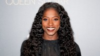 """Rutina Wesley attends the taping of """"Queen Sugar After-Show"""" at OWN Oprah Winfrey Network in West Hollywood, California."""