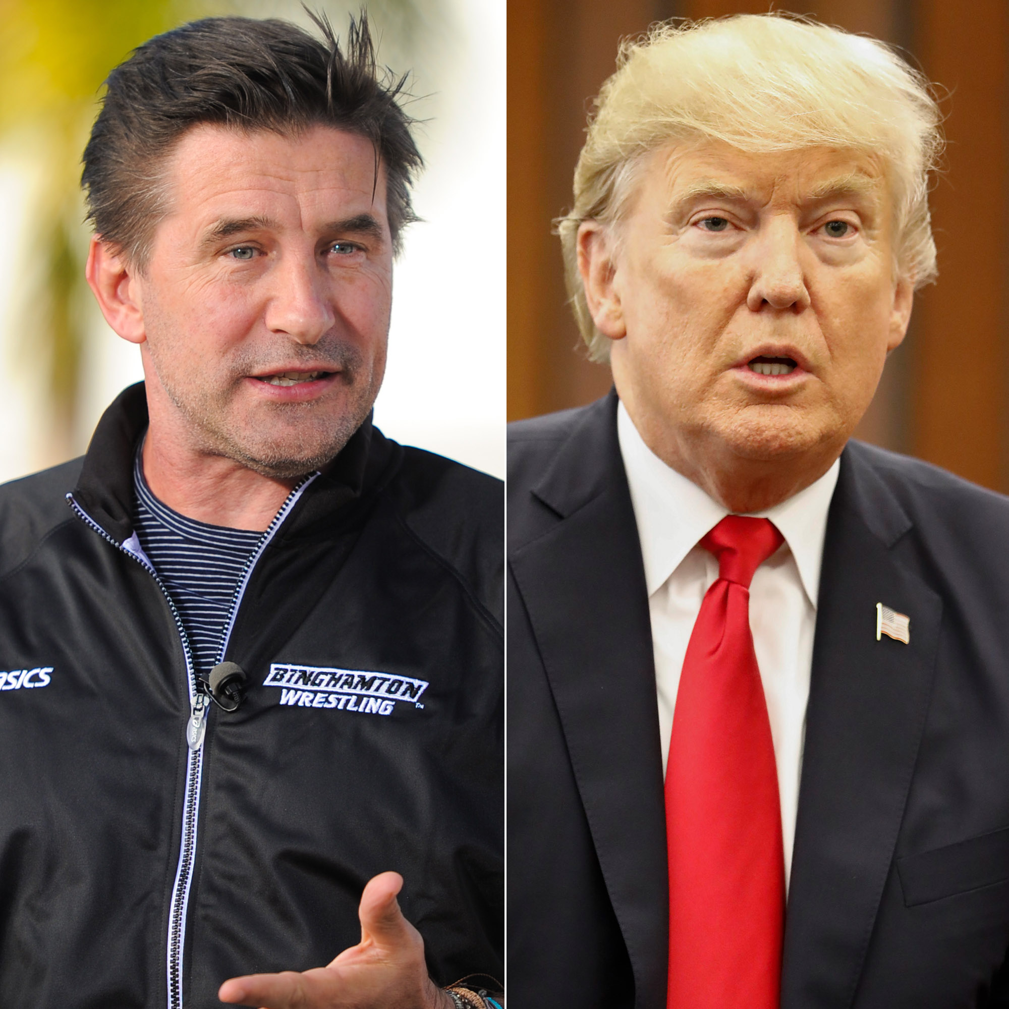 Billy Baldwin accuses Donald Trump of hitting on wife Chynna Phillips