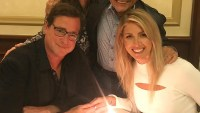 Bob Saget Kelly Rizzo engaged