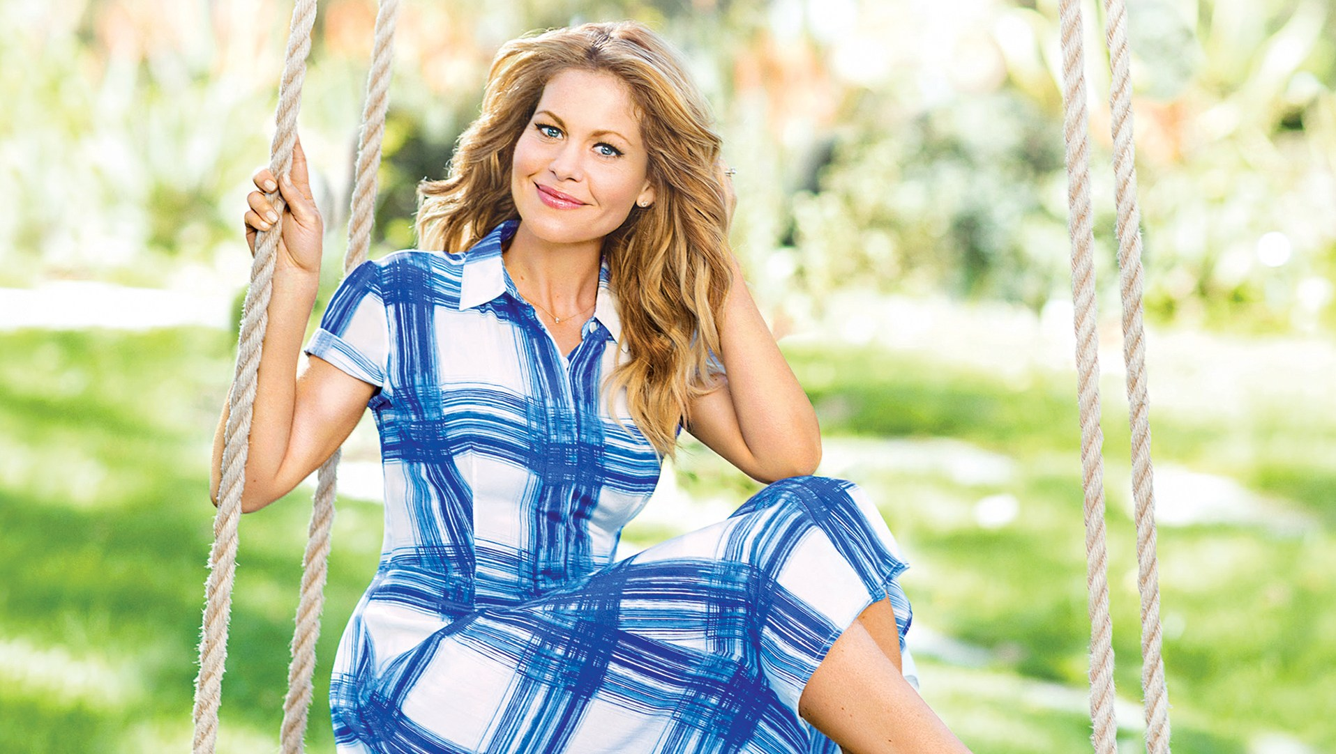 Candace Cameron Bure Staying Stylish Cover