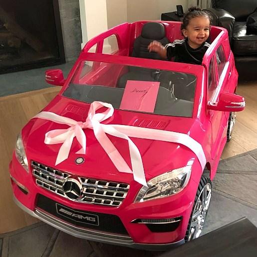 Dream Kardashian birthday